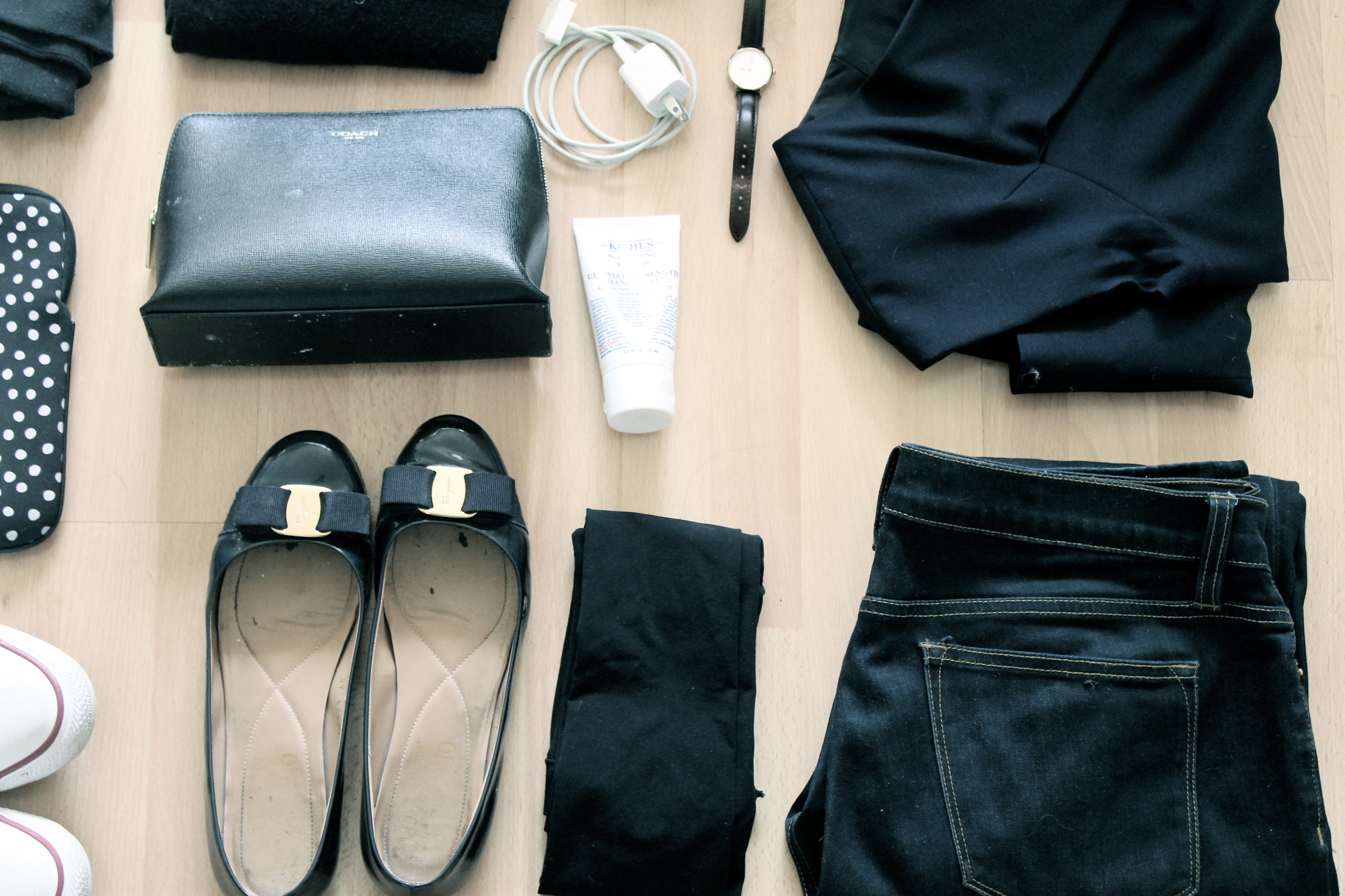 How To Pack For A Business Tripthe Lily Honey Life